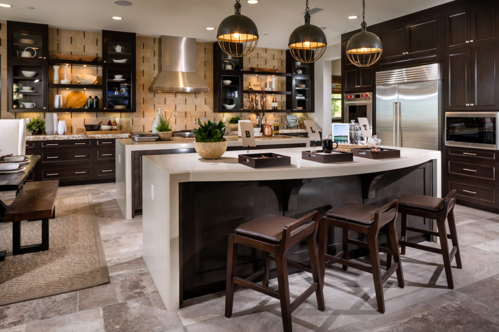 toll brothers new development in porter ranch