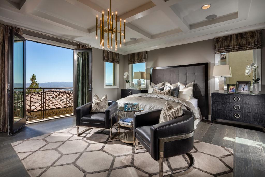 new porter ranch luxury homes development