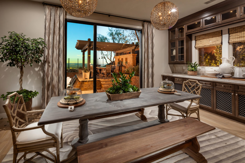 porter ranch toll brothers homes