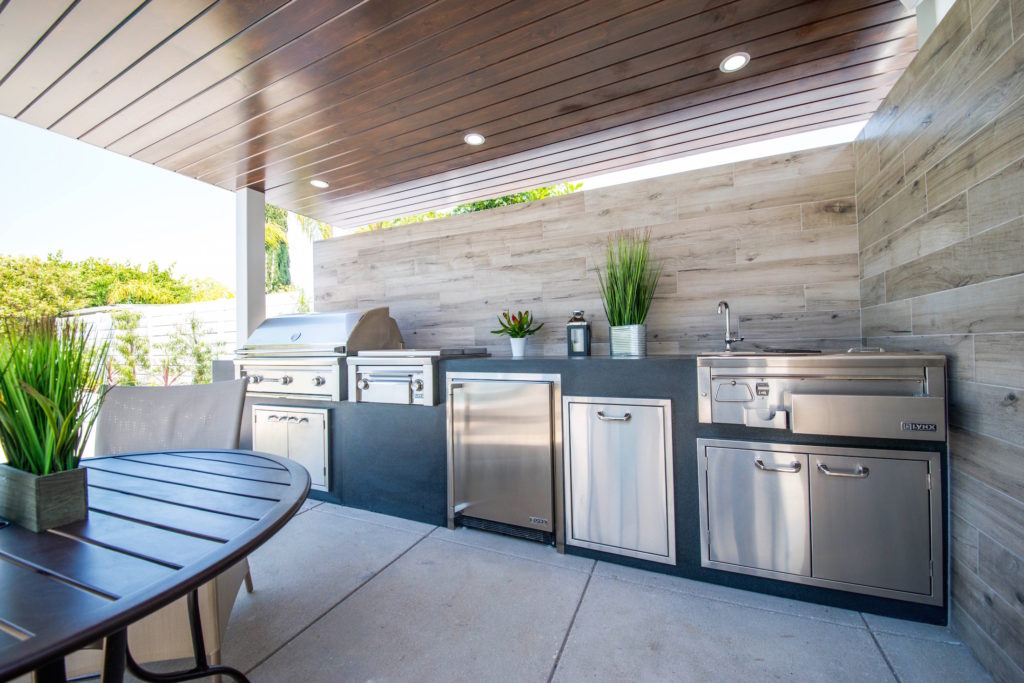 Real Estate Photography outdoor lighting