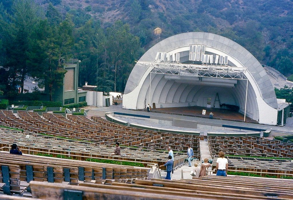 best venues in Hollywood CA