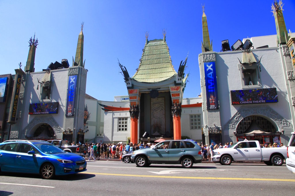 Hollywood CA things to do and see