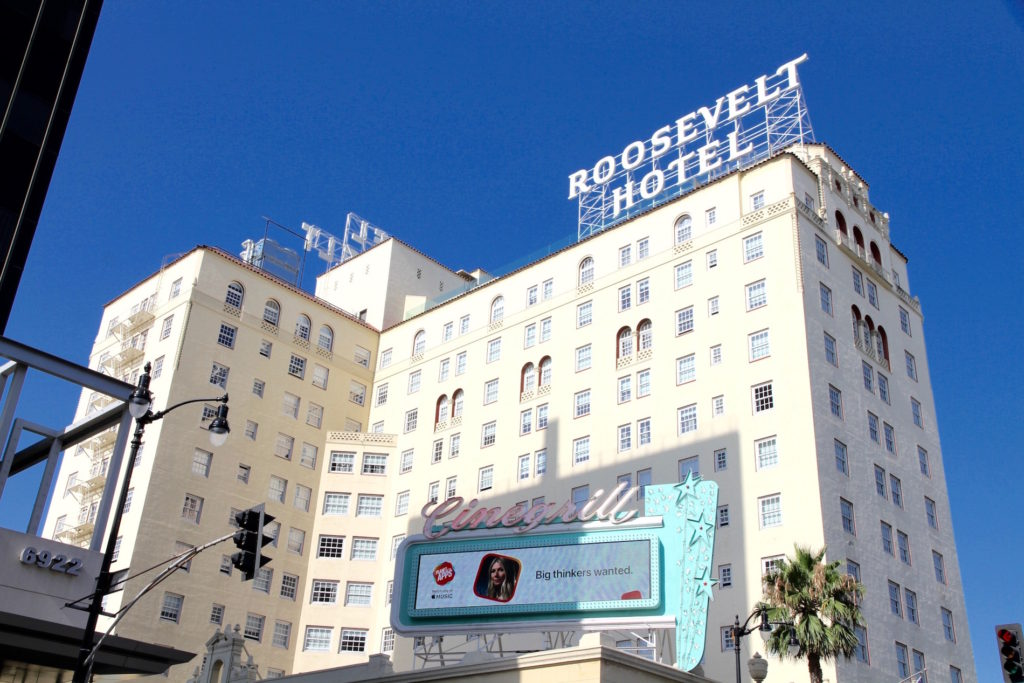 best hotels in Hollywood CA