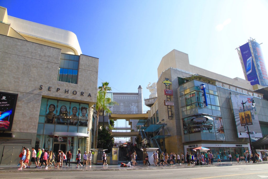 best places to visit in Hollywood CA