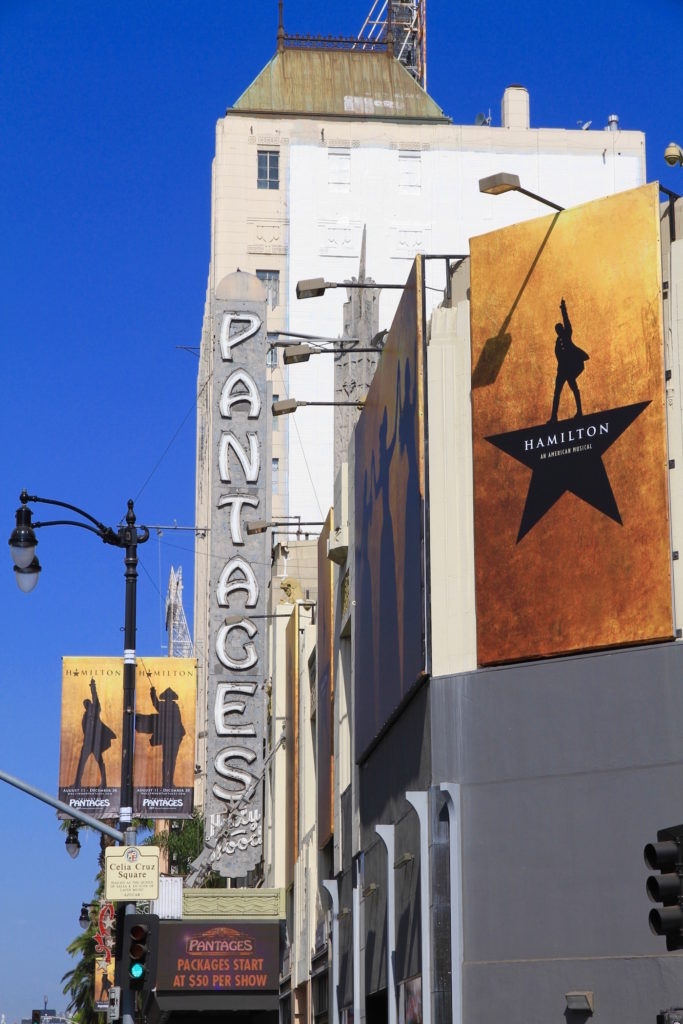 best theaters in Hollywood CA