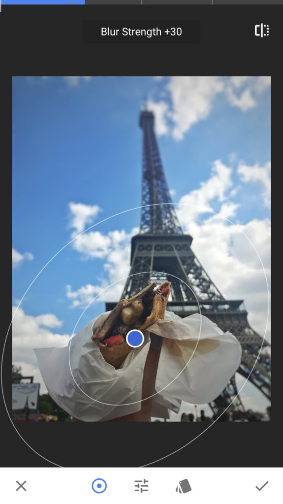camera app for iphone or android