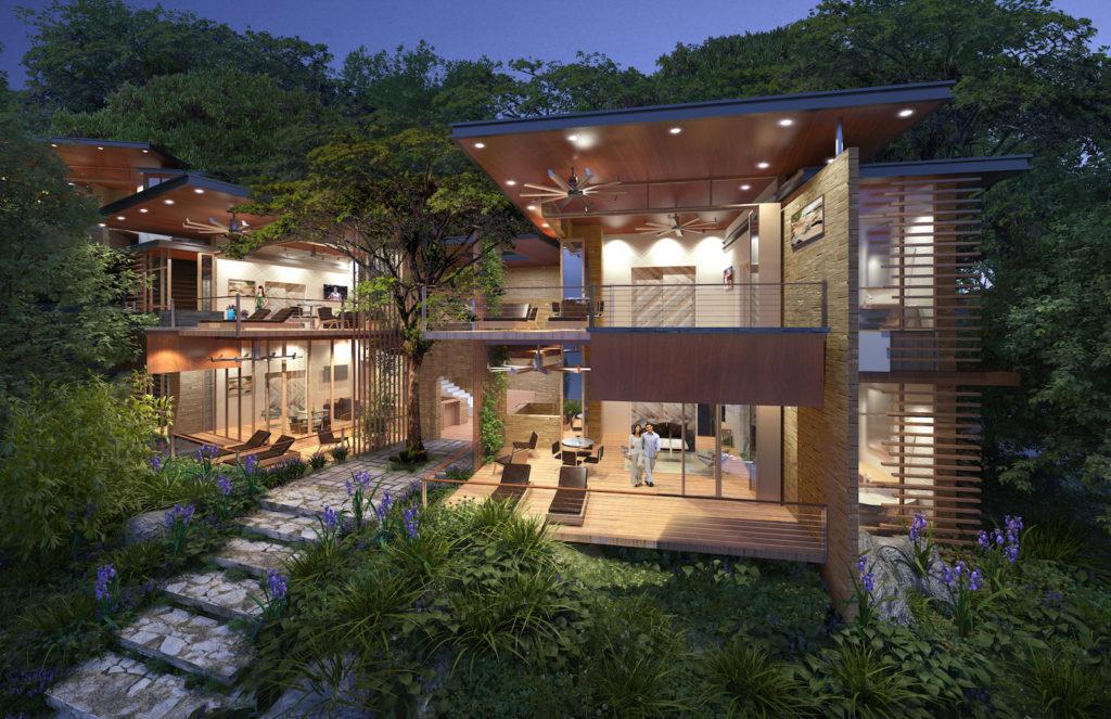 luxury condos Rosewood Puerto Papagayo