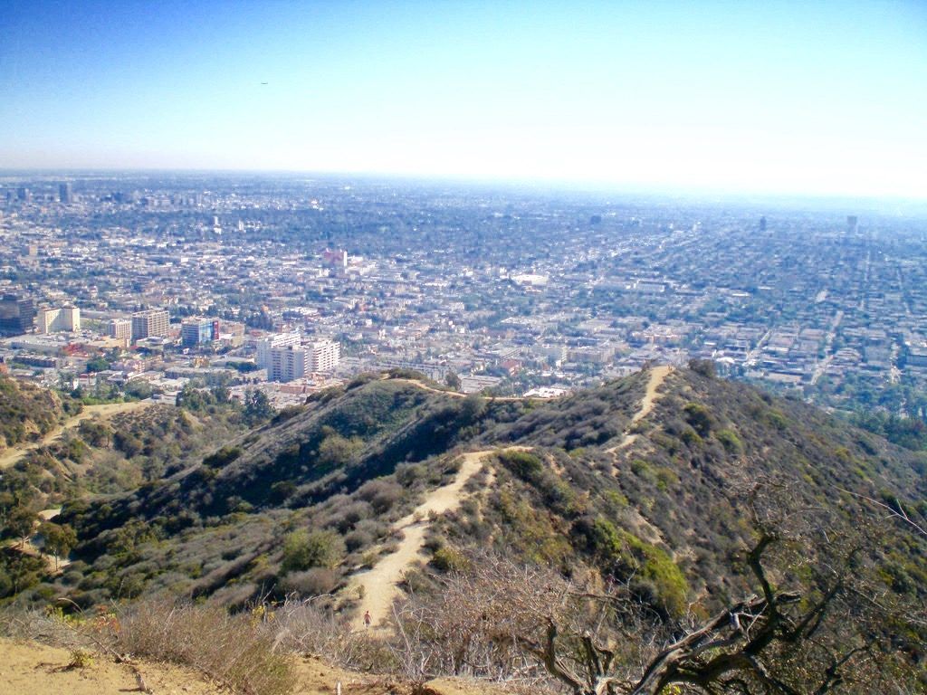 best hikes in Hollywood CA