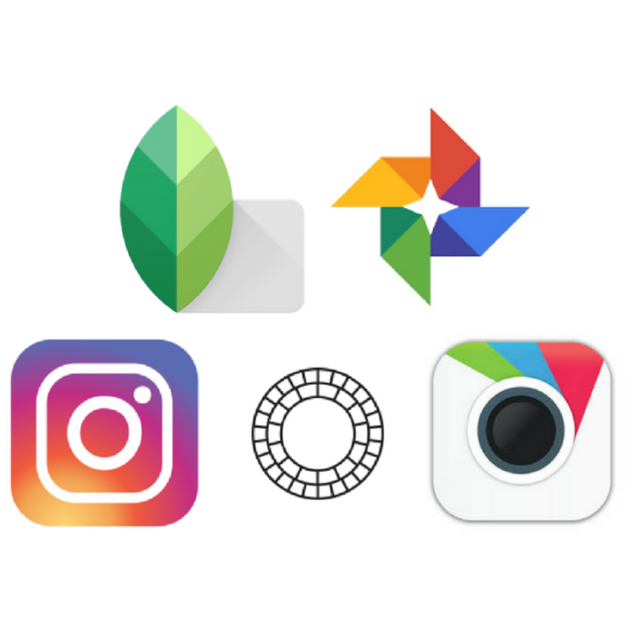 Favorite Camera Apps for iPhone and Androids