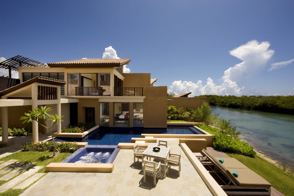 Banyan Tree Residences Mayakoba Mexico