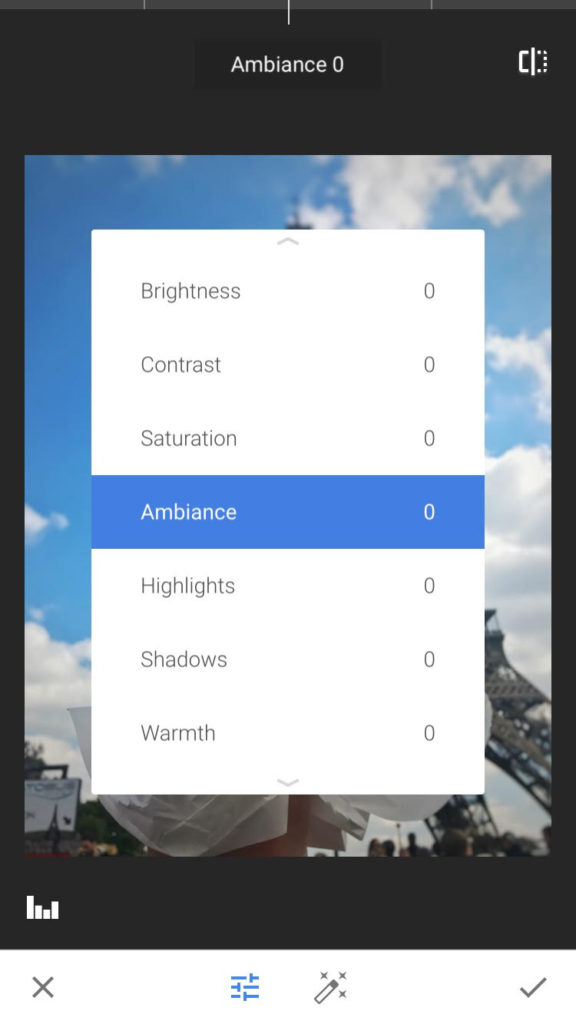 camera app options for android and iphone