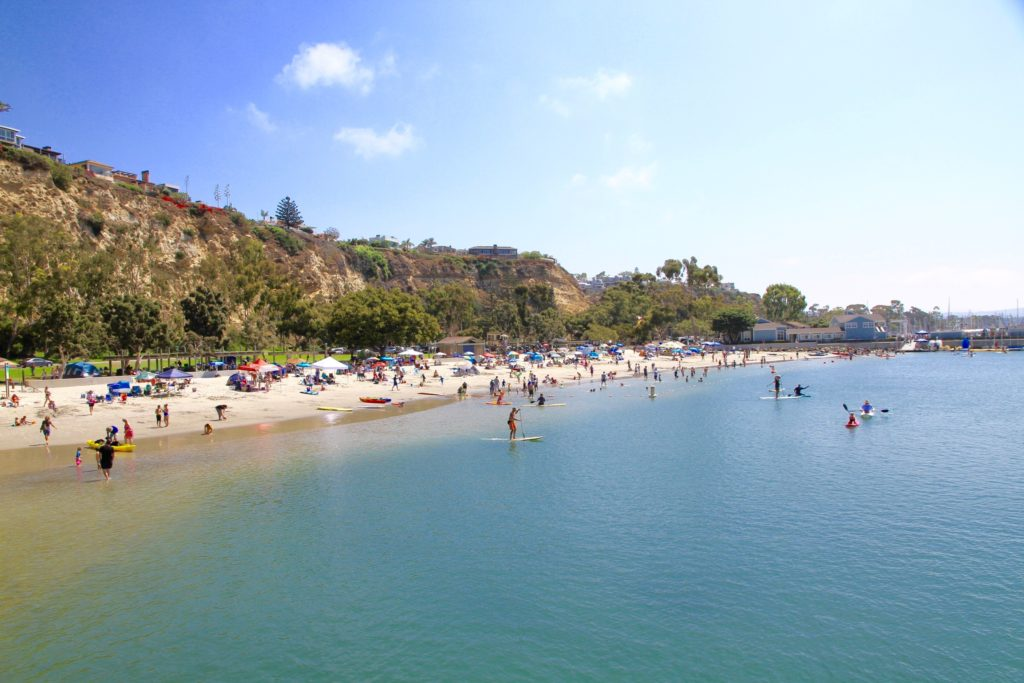 Dana Point beach things to do
