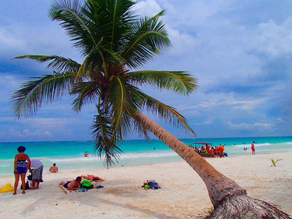 best beaches in Riviera Maya