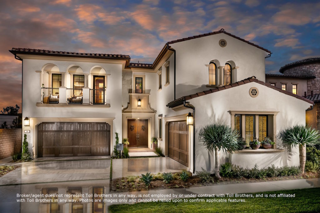 Toll Brothers Lusso Home