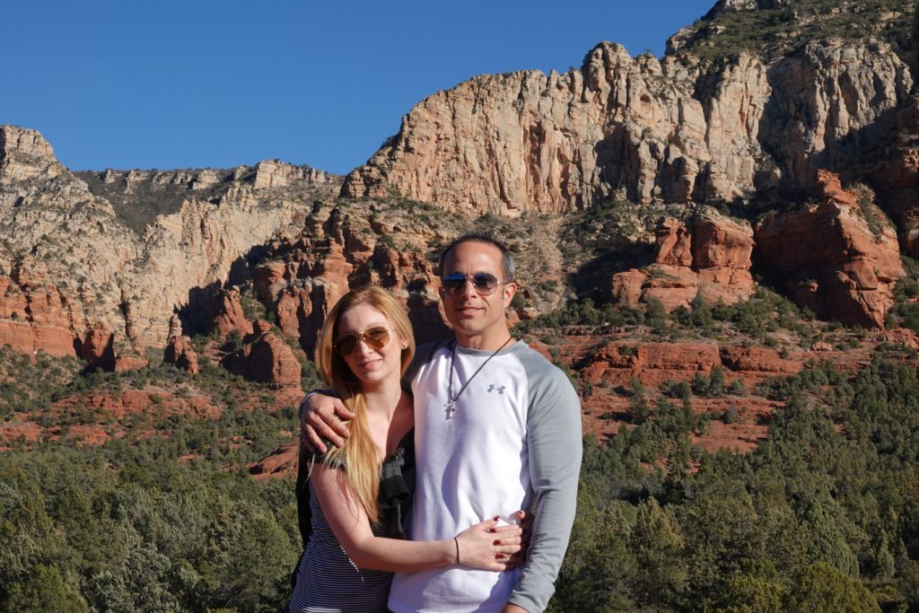 Sedona arizona romantic spots
