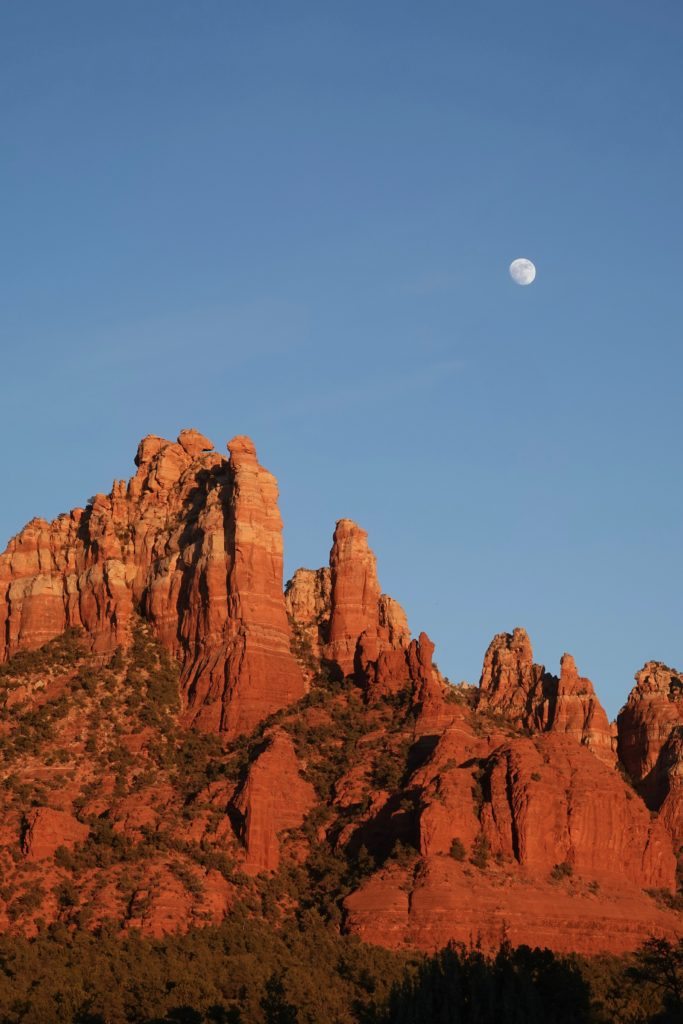 Best Sedona Arizona romantic places