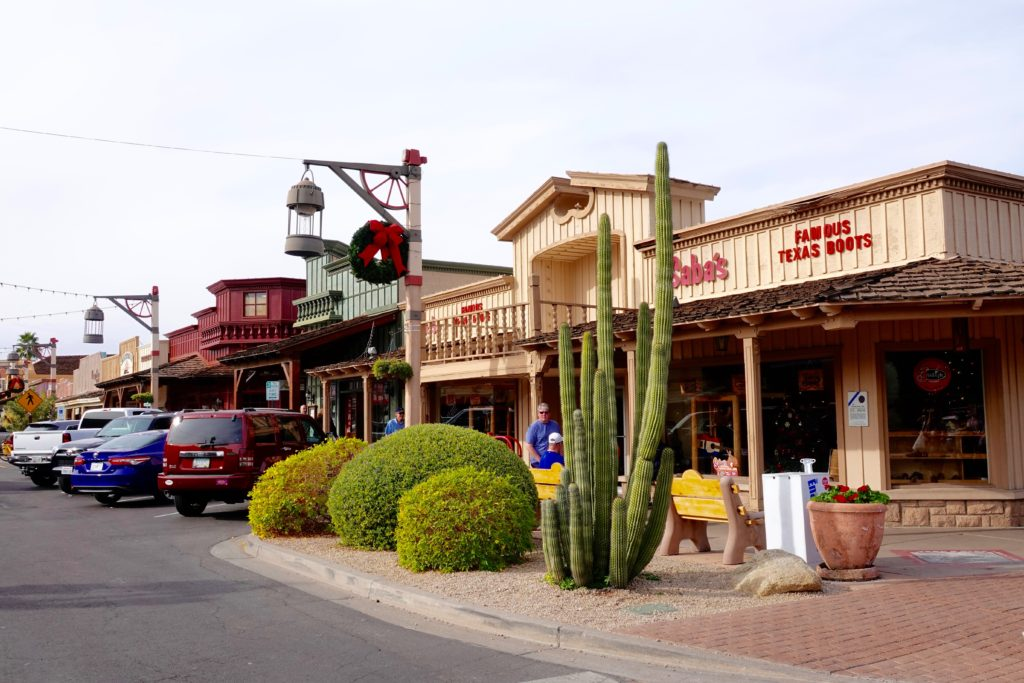 things to do in Old Town Scottsdale