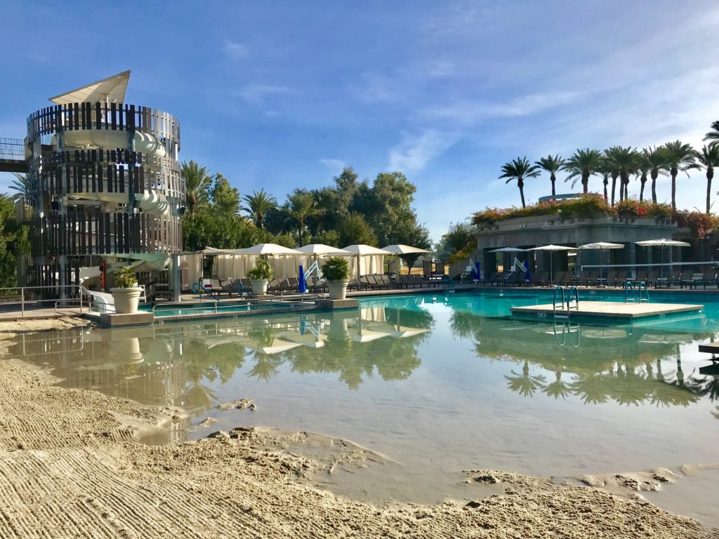 what to do in Hyatt Scottsdale Pool