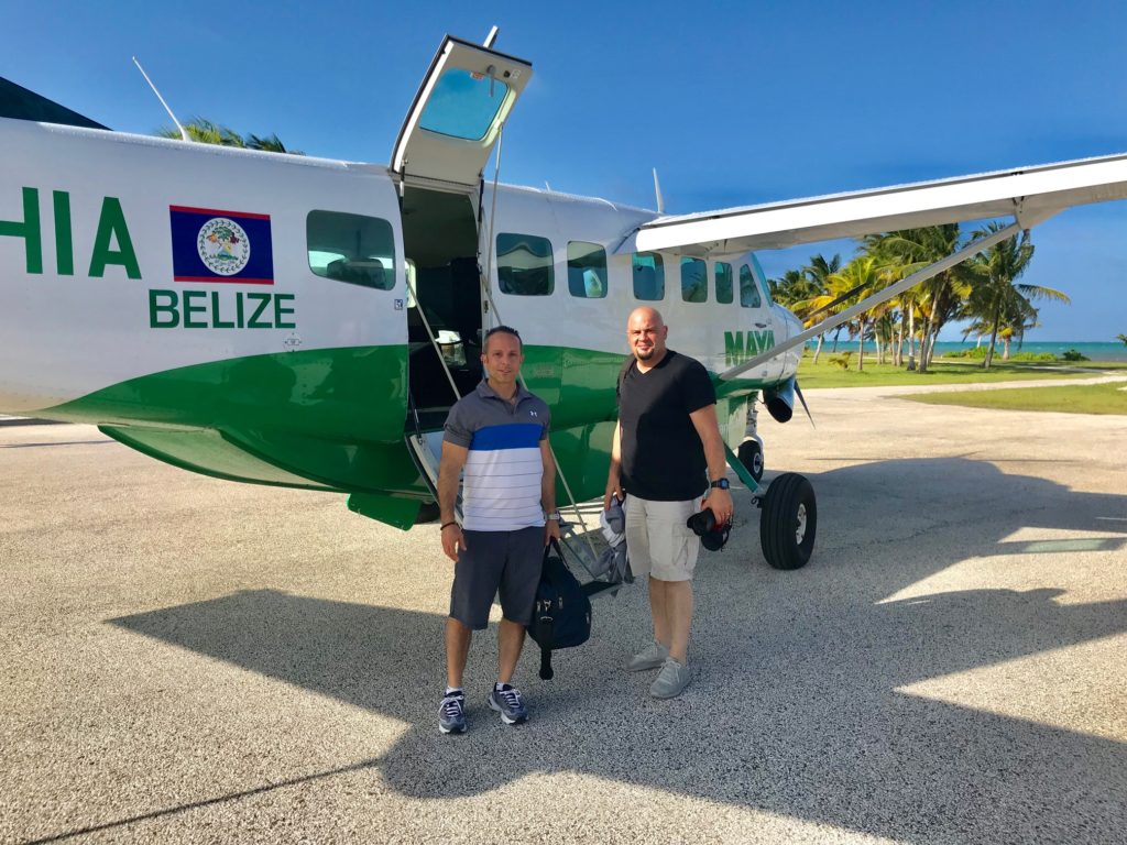 Caye Chapel Flight Charter